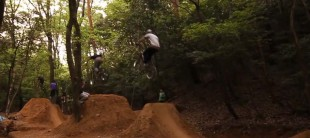 S-WOODS trail session